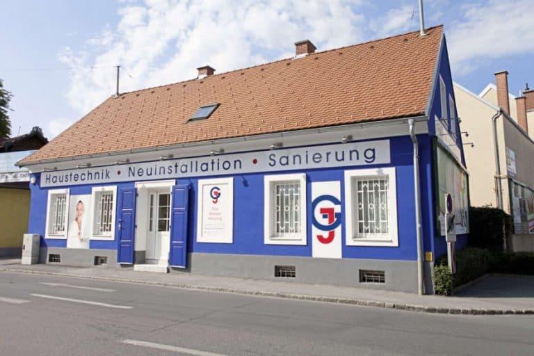 Firmengebäude 768x512