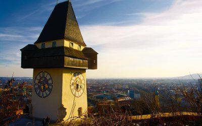 Graz – die steirische Hauptstadt
